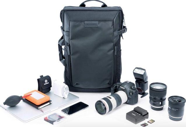 mochila fotografia viajes barata